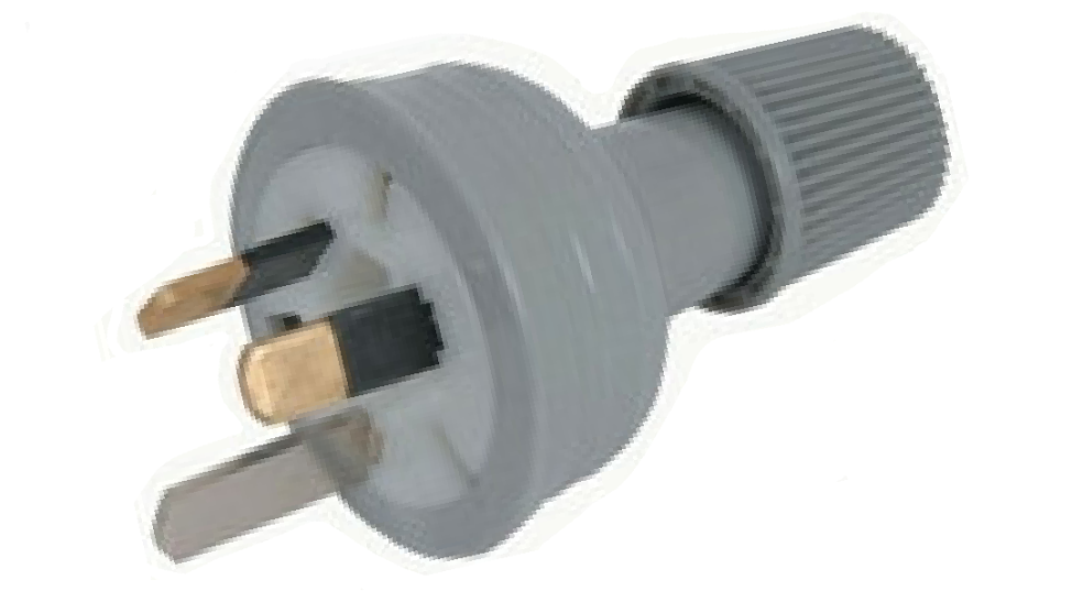 END ENTRY PLUG TOP