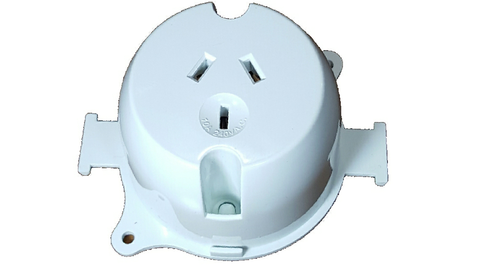 10A SURFACE SOCKET