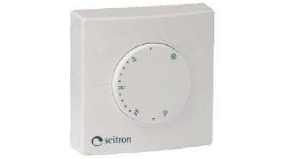 SEITRON ELECTRO MECHANICAL ROOM THERMOSTAT