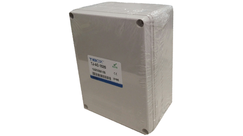 TIBOX IP66 ENCLOSURE 150X200X100