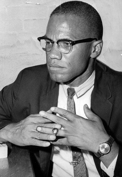 Malcolm X Was Obsessed with His Watch