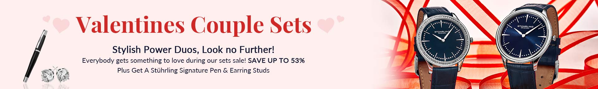 Couple Valentines Day Sets