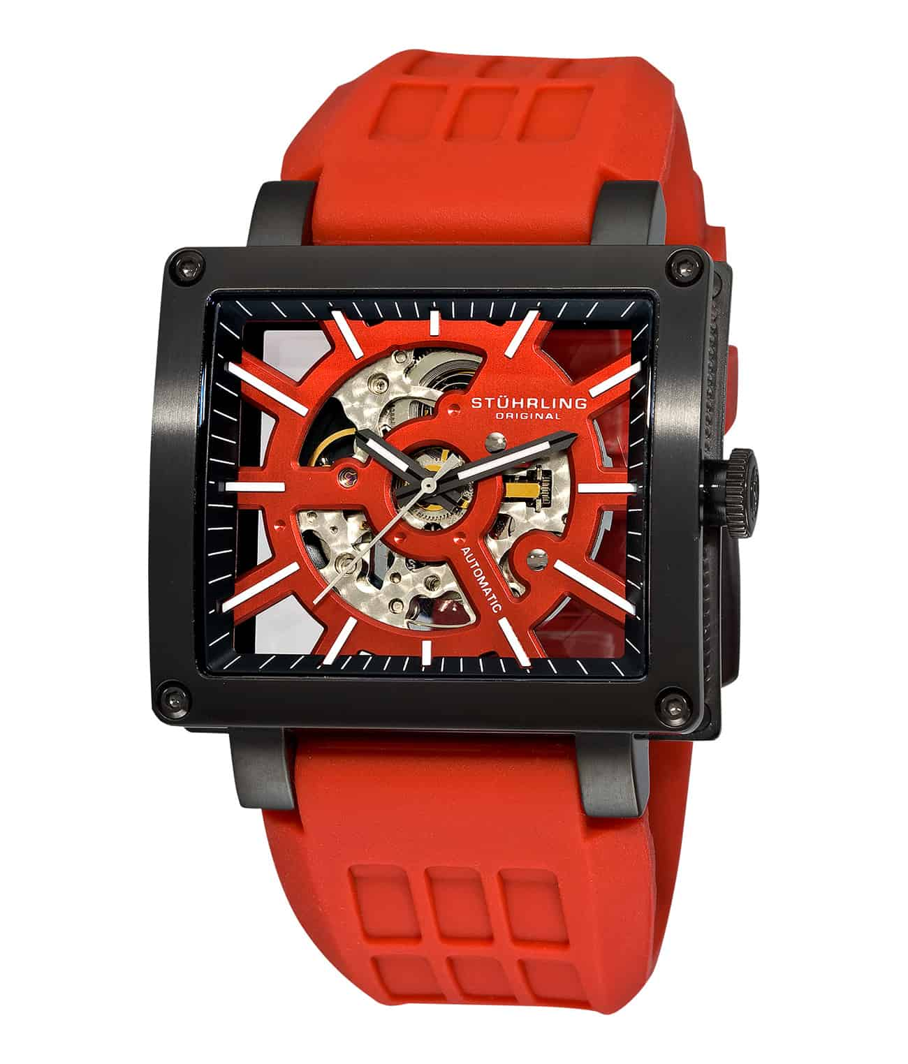 Red/Black PVD/Red