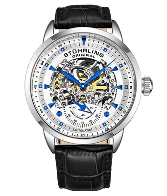 Executive 3133 Automatic 44mm Skeleton is $100 (39% off)