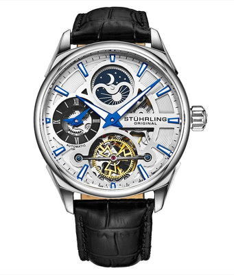 Special Reserve 3918 Automatic 43mm Skeleton is $175 (40% off)