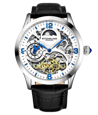 Special Reserve 3921 Automatic 44mm Skeleton is $127 (33% off)