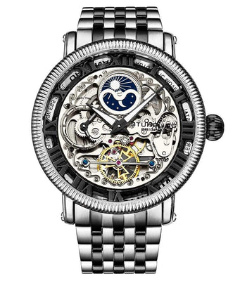 Special Reserve 3922.4 Automatic 48mm Skeleton is $127 (40% off)