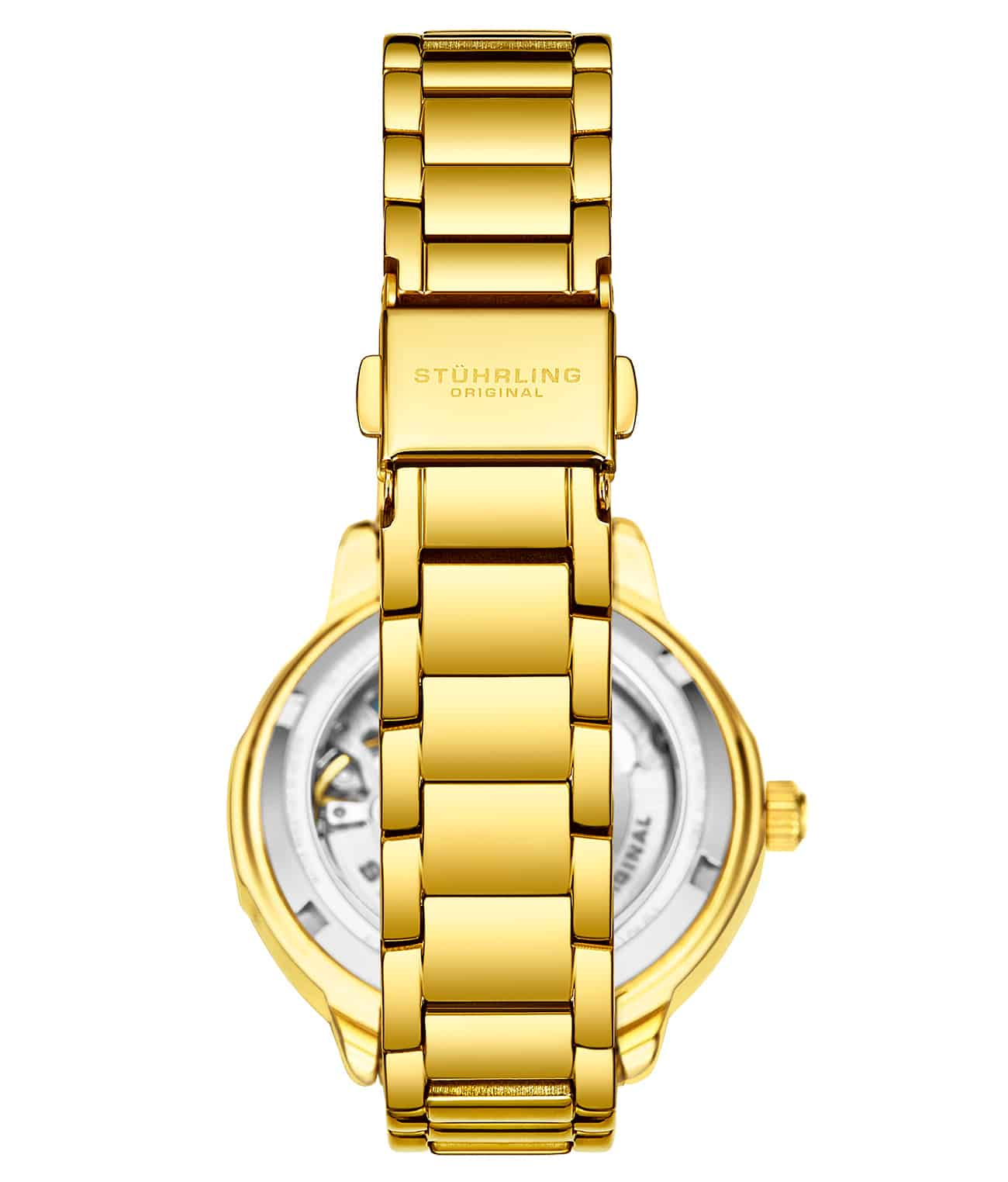 Silver Dial / Gold Case / Gold Band