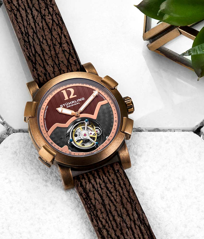 Brown Dial / Brown Case / Brown Band