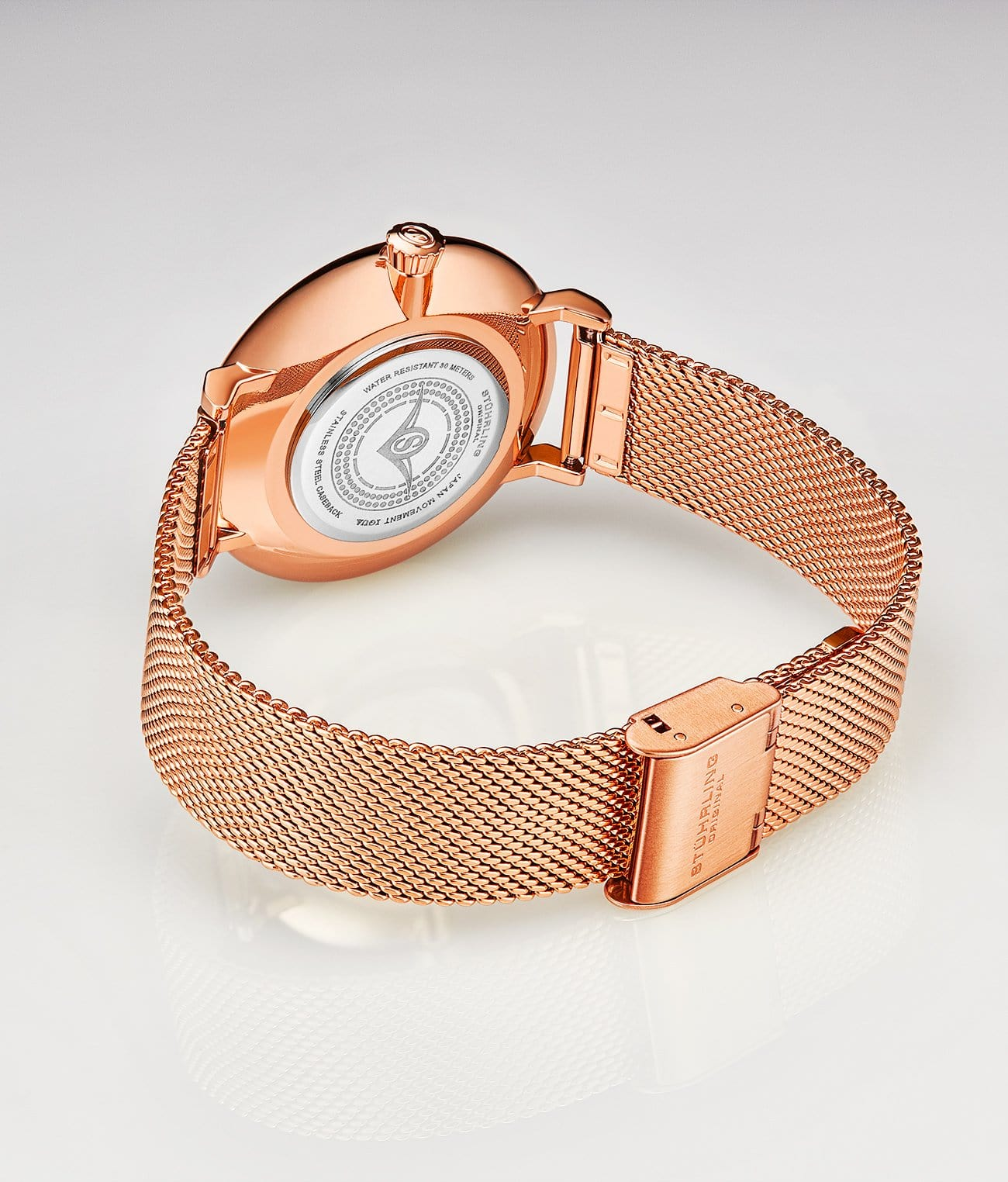 Rose Dial / Rose Case / Rose Band