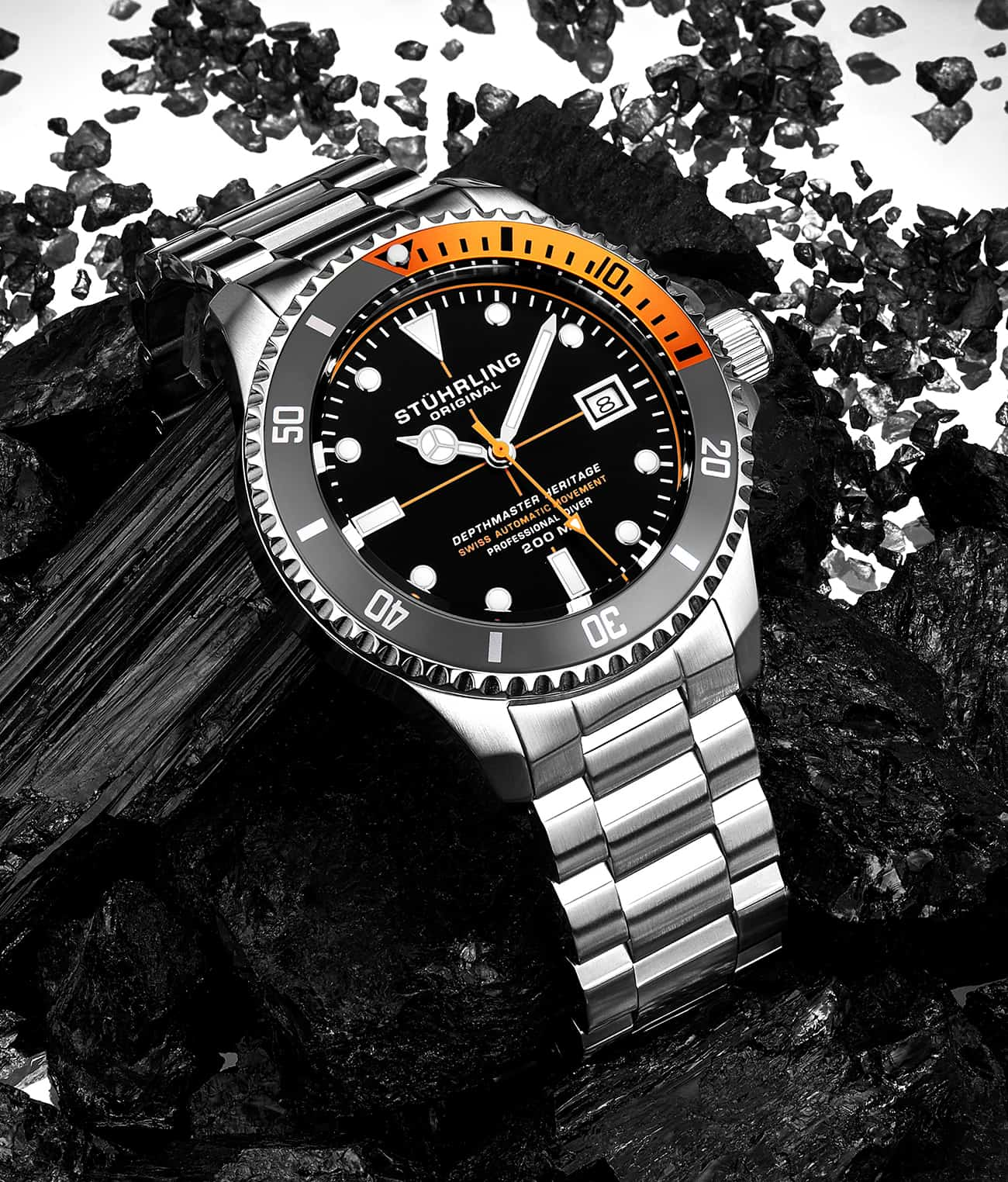 Swiss Automatic Depthmaster Heritage 883H 42mm Diver