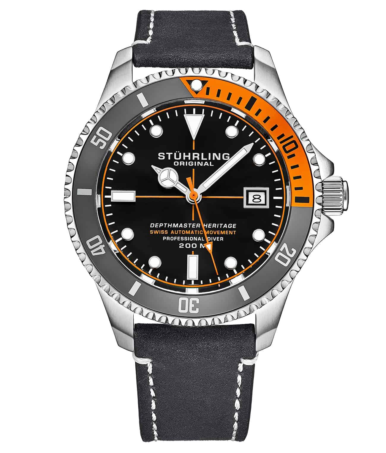 Swiss Automatic Depthmaster Heritage 883HL 42mm Diver