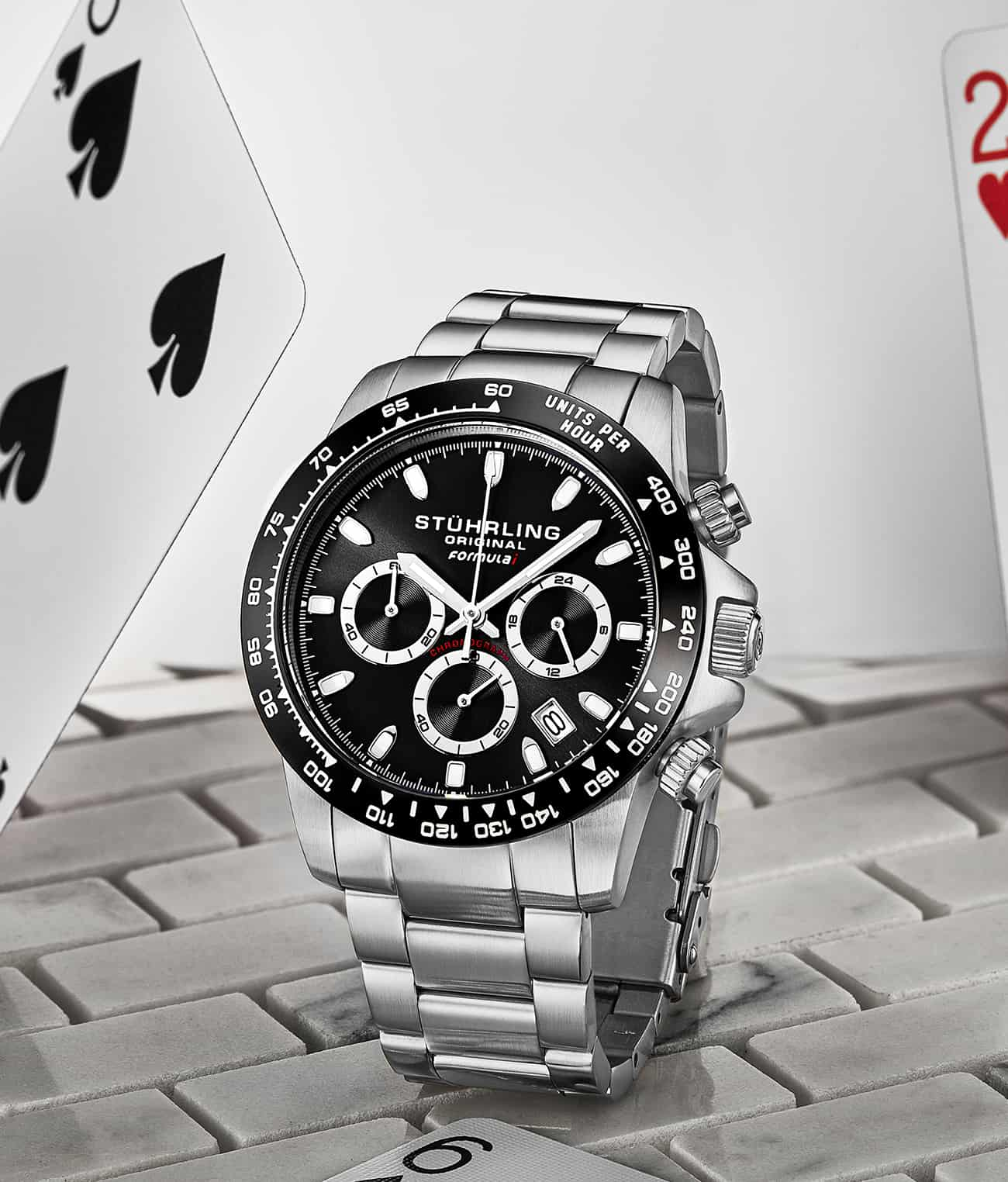 Formulai 891 Quartz 42mm Chronograph