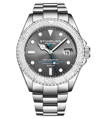 Depthmaster 893.02 Automatic 42mm Diver is $127 (32% off)