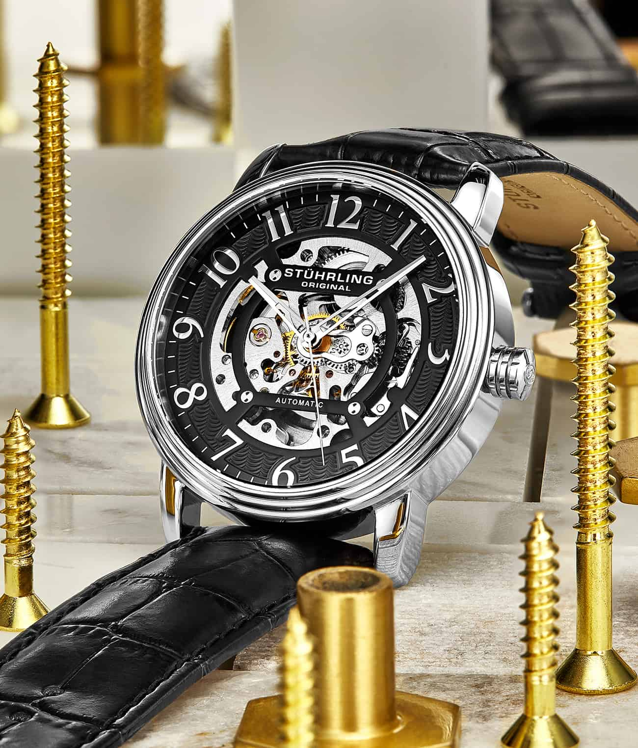 Legacy 970 Automatic 44mm Skeleton