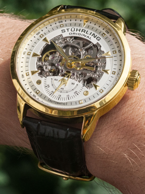 Executive 133, a top rated Stührling watch.