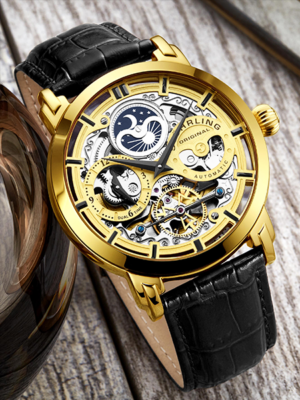 Anatol 371, a top rated Stührling watch.