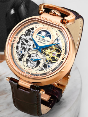 Modena 889, a top rated Stührling watch.