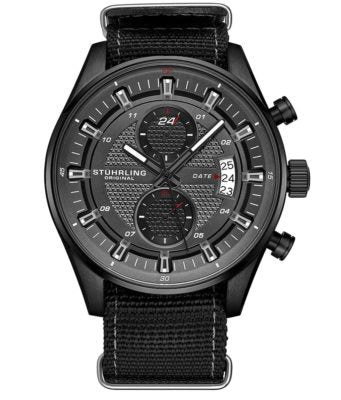 The TruTime Racer 845, a top watch for spring and summer.