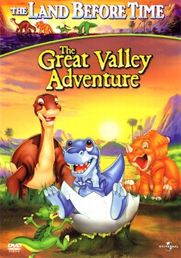 The Land Before Time 2: The Great Valley Adventure (1994)