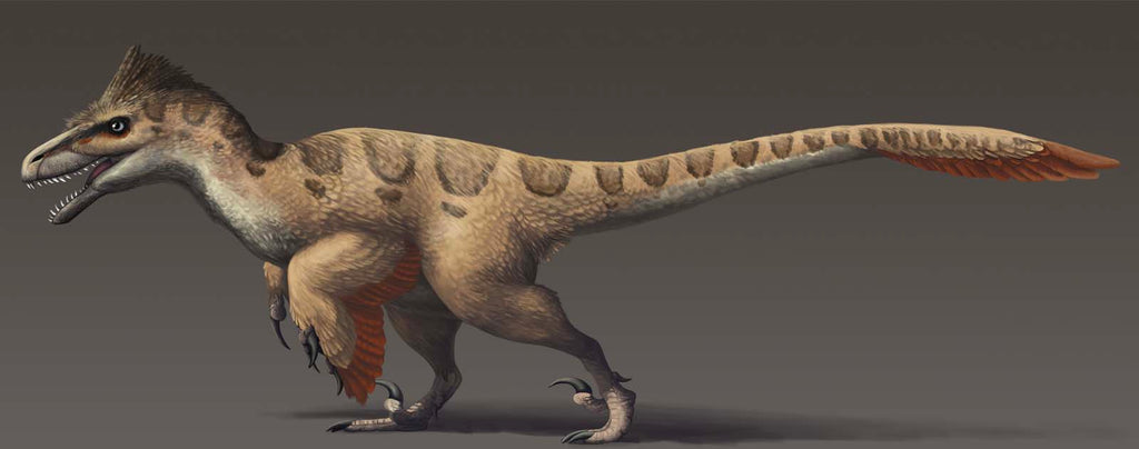 Utahraptor scariest dinosaur of the mesozoic time