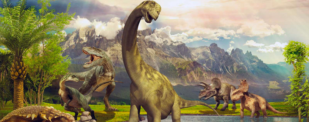 How Long Did the Dinosaurs Live on Earth?