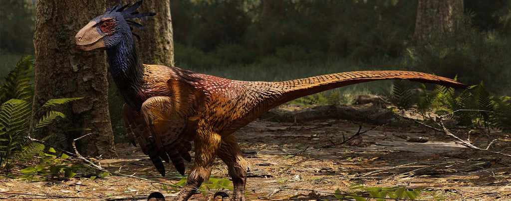 velociraptors could reach high speed