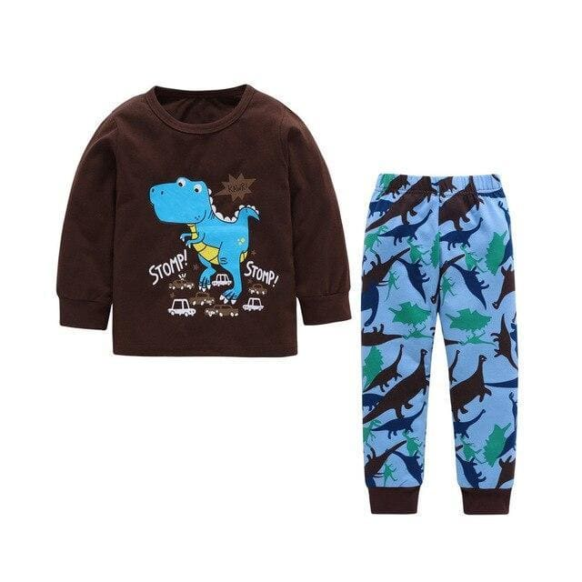 Stomp Stomp!<br> Pajamas set