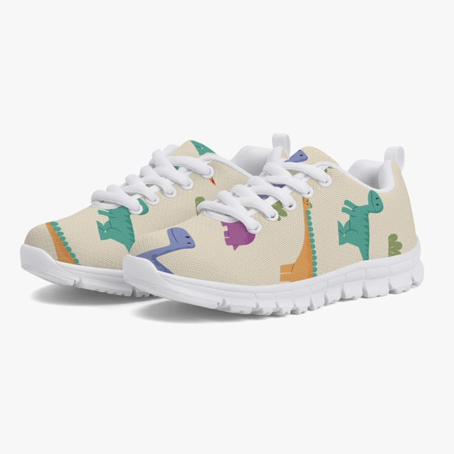 Cute Dinosaurs Kids' Sneakers - Running
