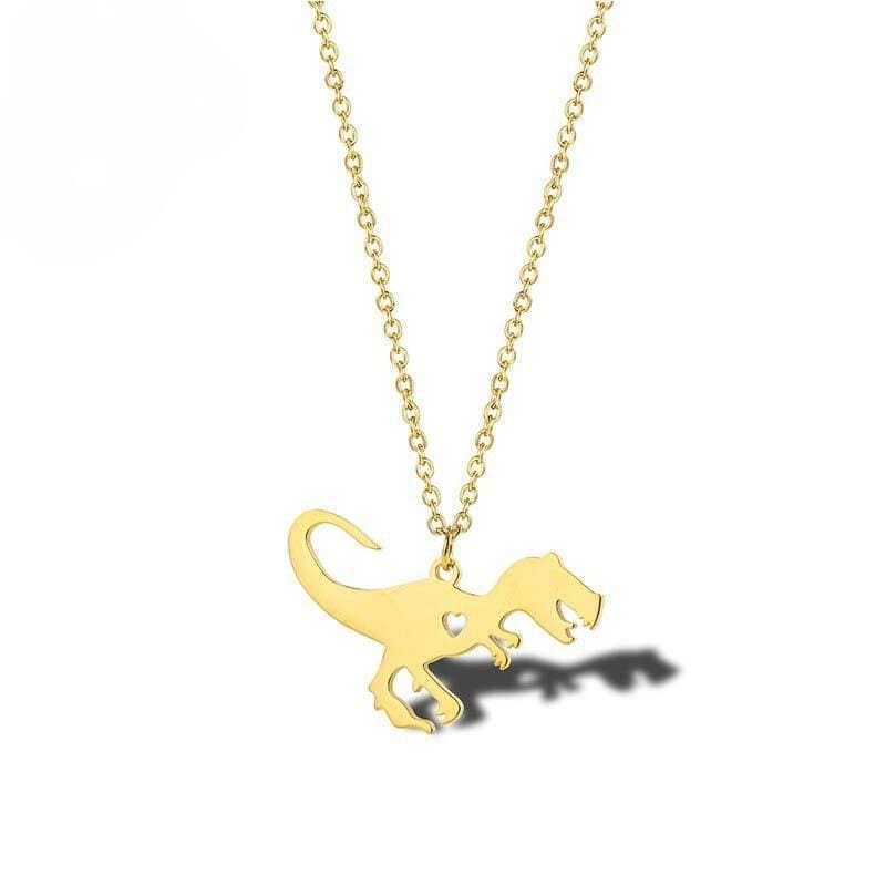 Cute T-Rex Necklace