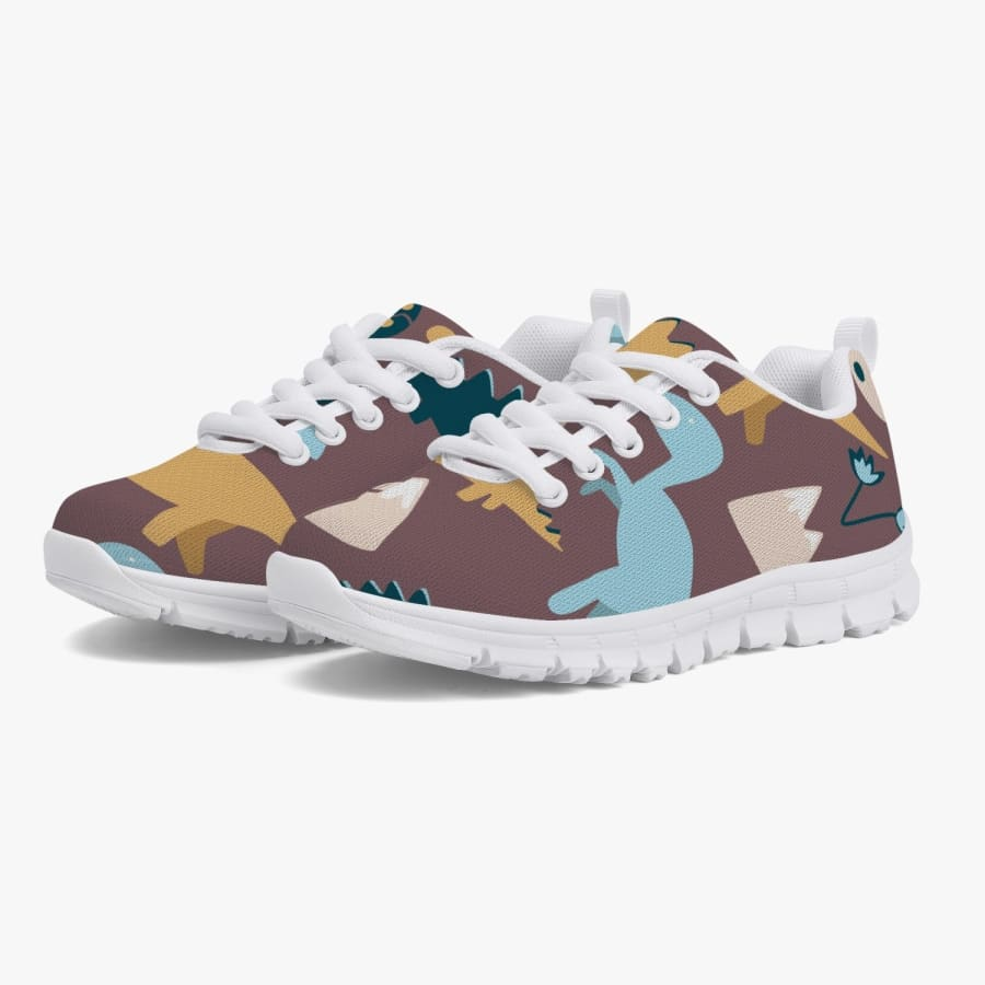 Dino Family Kids' Sneakers - Running
