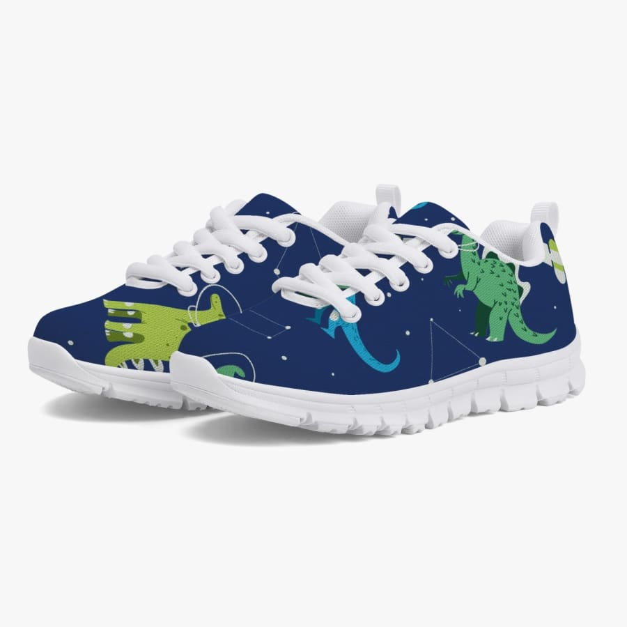 Dinosaur Constellations <br> Kids' Sneakers
