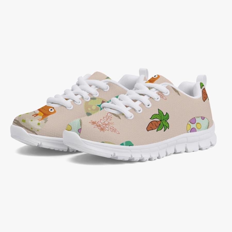 Dinosaur Eggs Kids' Sneakers - Running