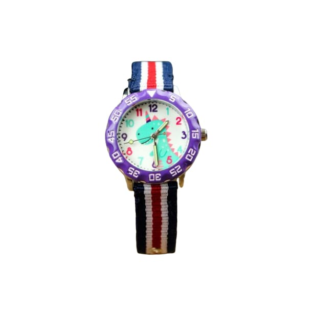 Dinosaur Watch <br> Fairy Purple