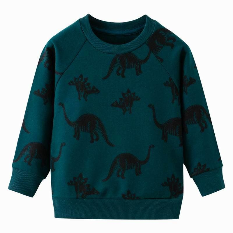 Dinosaurs Shadow Sweater