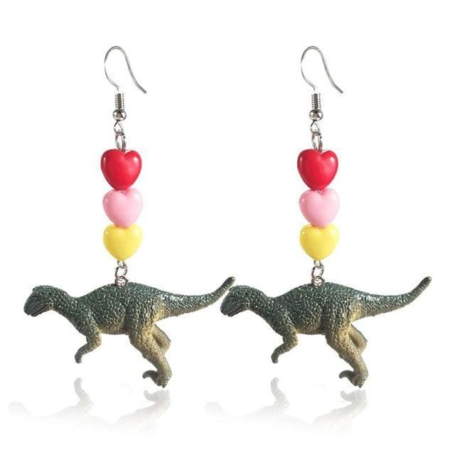 Raptor Earrings