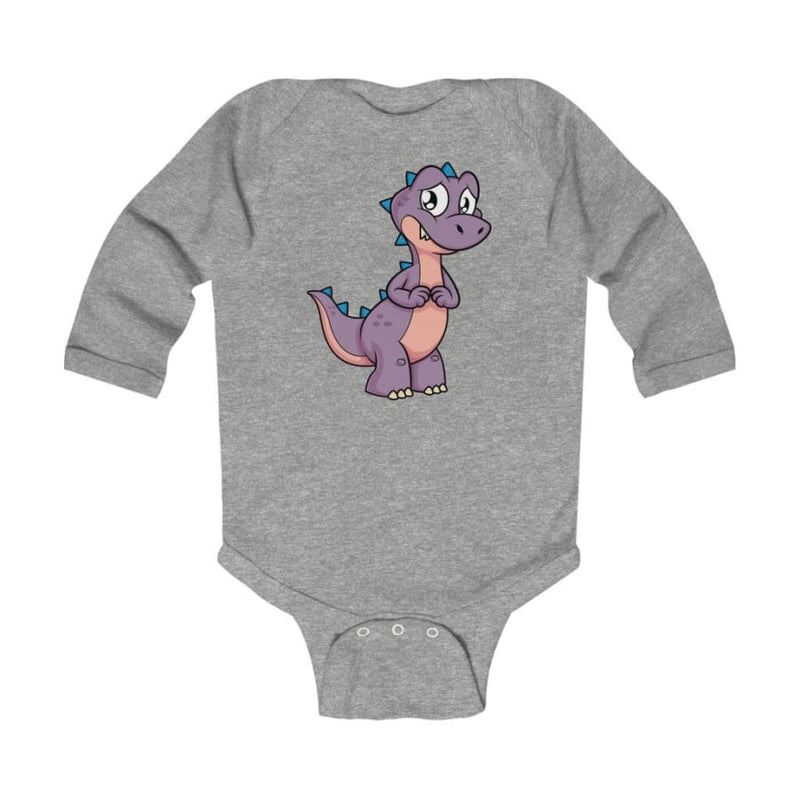 Infant Long Sleeve Bodysuit Baby Dinosaur