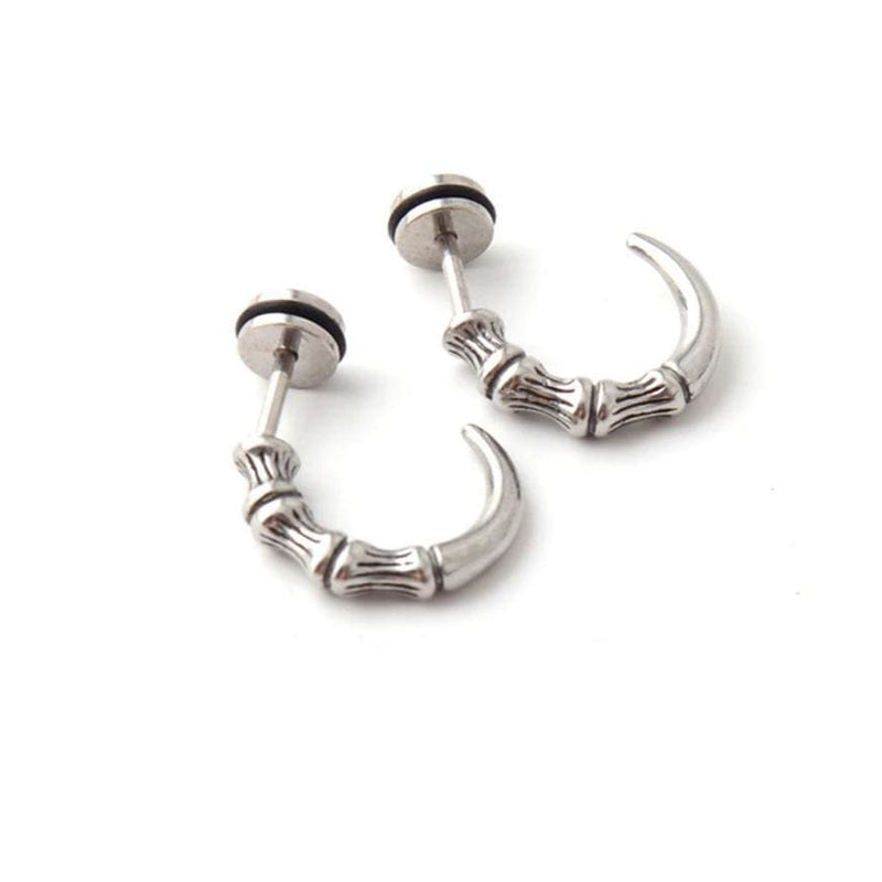 Raptor Claw Studs Earrings