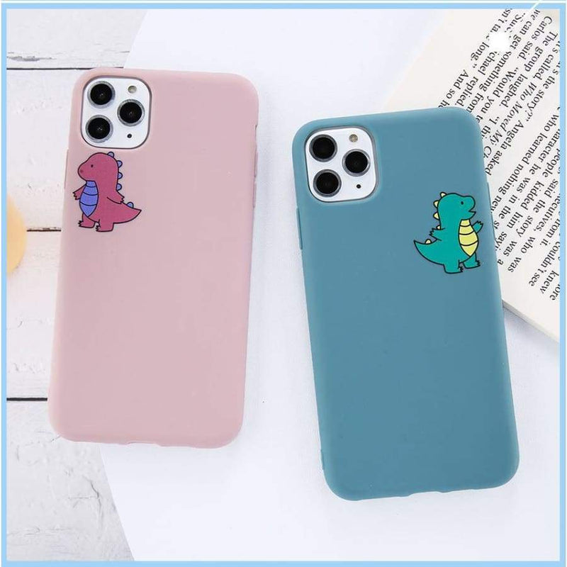 Cute Couple Phone Case<br> iPhone