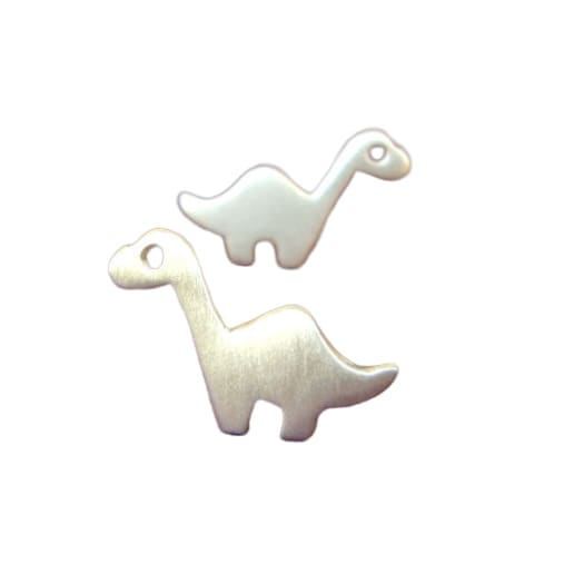 Brontosaurus Studs Earrings