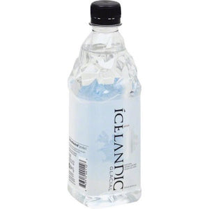Icelandic Glacial Water 24/500 ML (16.9 Fl Oz) STILL, PET