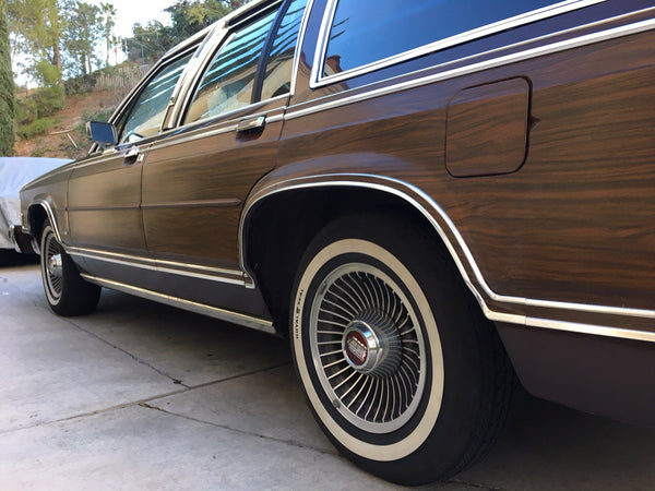 1984 Ford Mercury Colony Park LS Station Wagon