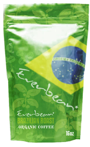 EVERBEAN Premium Brazilian Bean Medium Roast 16 oz