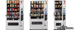 Snack & food machines