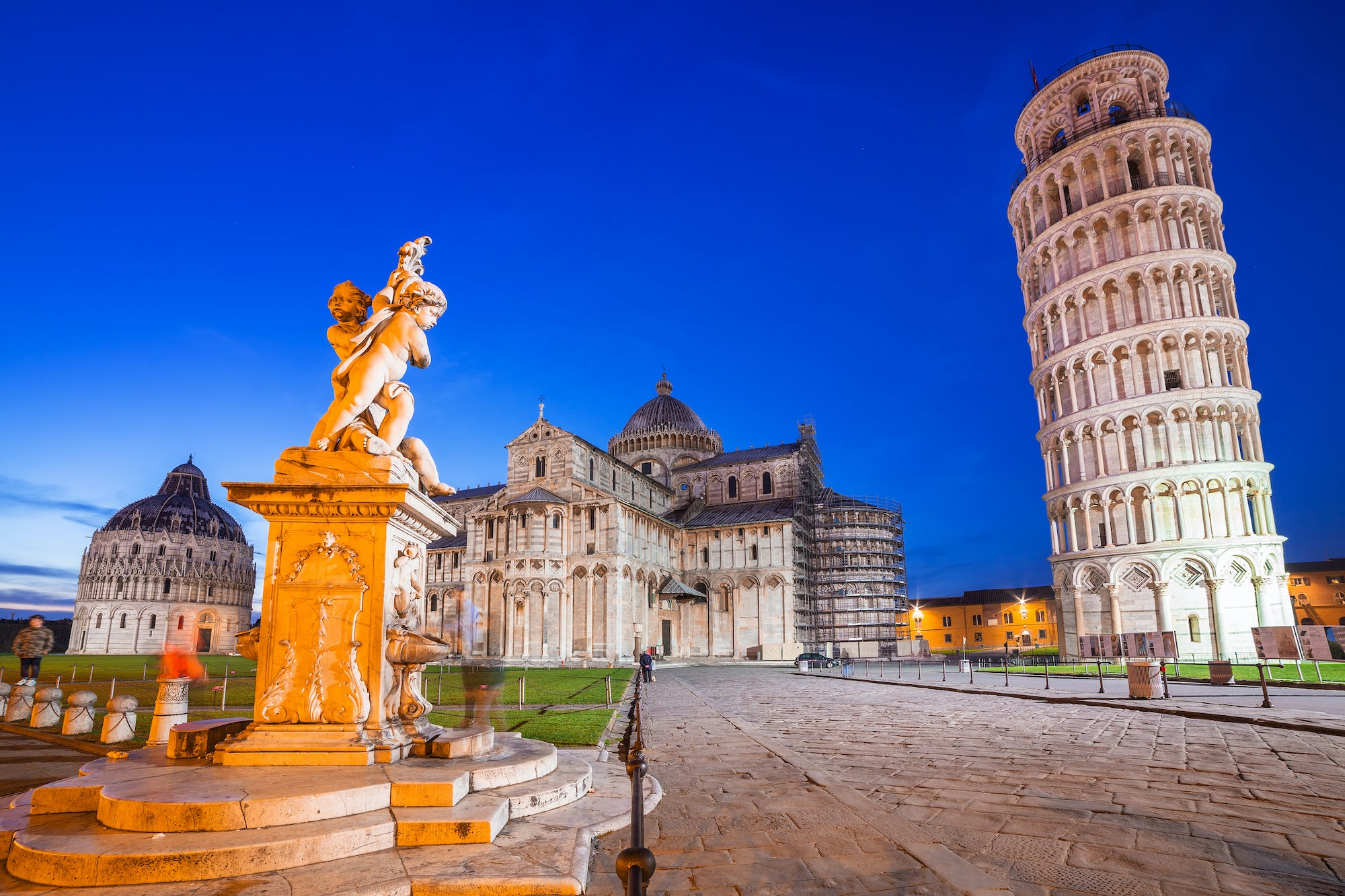 Toscana – Torre pendente di Pisa (The leaning tower of Pisa)