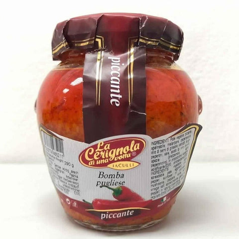 Bomba pugliese spicy sauce 314ml