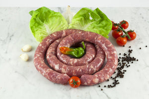 Traditional chilled sausage with fennels 500g