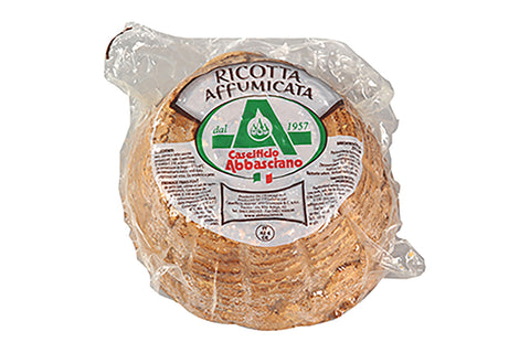 Smoked Ricotta Cheese 300g