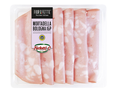 Traditional PGI Mortadella 100g