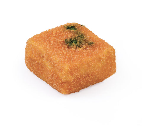 Gelartigian-Coated Mozzarella (in breadcrumbs)